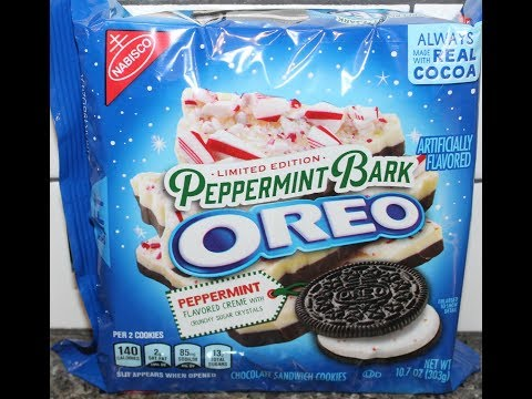 Wendy - Peppermint Bark Oreos Are Coming Back!