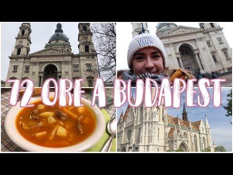 72 ore a Budapest | VLOG