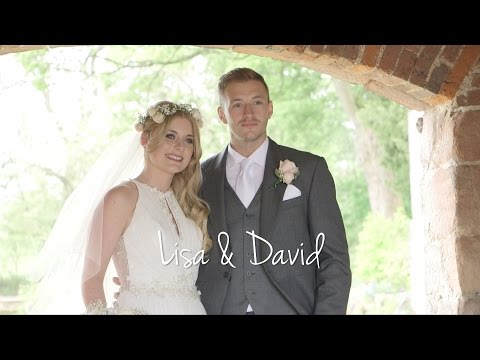 Lisa & David: The Ashes Wedding video