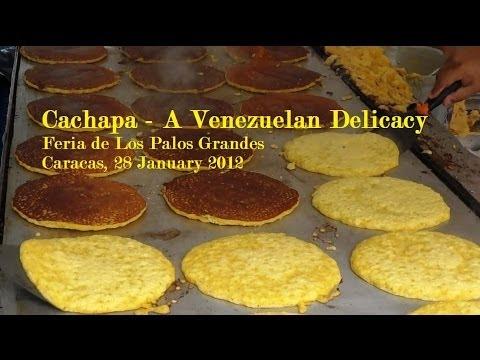 Cachapa - A Venezuelan Delicacy