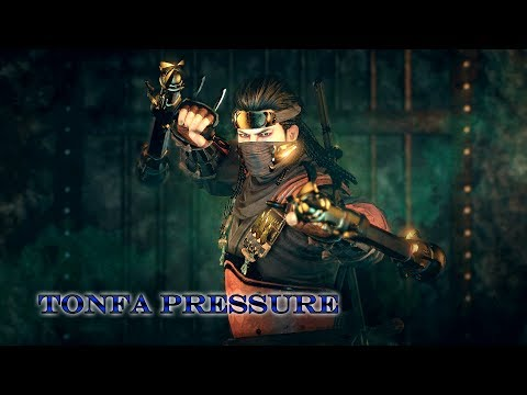 NIOH | TONFA PRESSURE GAME | OVERWHELMING YOUR ENEMY | WAY OF THE WISE DIFFICULTY