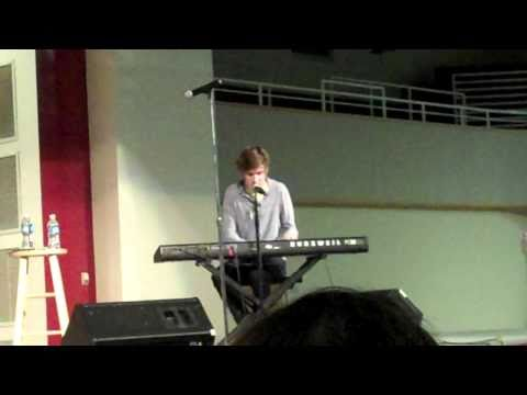Bo Burnham - Elon University - Intro Song (What's Funny?)