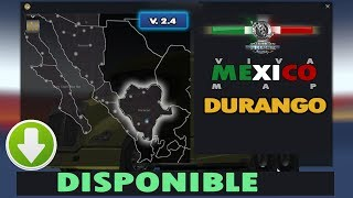 "[""mapa mexico"", ""american truck simulator"", ""durango"", ""el espinazo del diablo"", ""viva mexico map 2.4"", ""descargar"", ""download"", ""bajar mapa"", ""mod"", ""guanacevi"", ""villa hidalgo"", ""gomez palacio"", ""huazamota"", ""ats"", ""ets2"", ""el salto"", ""curvas peligrosas"