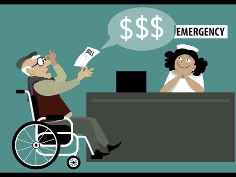 DON'T LET MEDICAL BILLS DROWN YOU! AVOID BANKRUPTCY