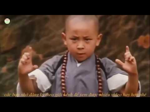 Đại Náo thiếu lâm tự ( lồng tiếng) - kênh phim nhạc Thiếu nhi hay Nhất - Best movies for children