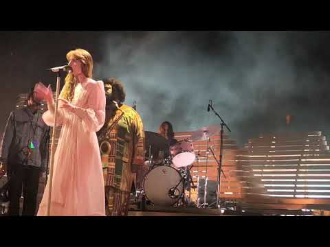 Shake It Out - Florence and The Machine Live at Toyota Music Factory 9/29/18