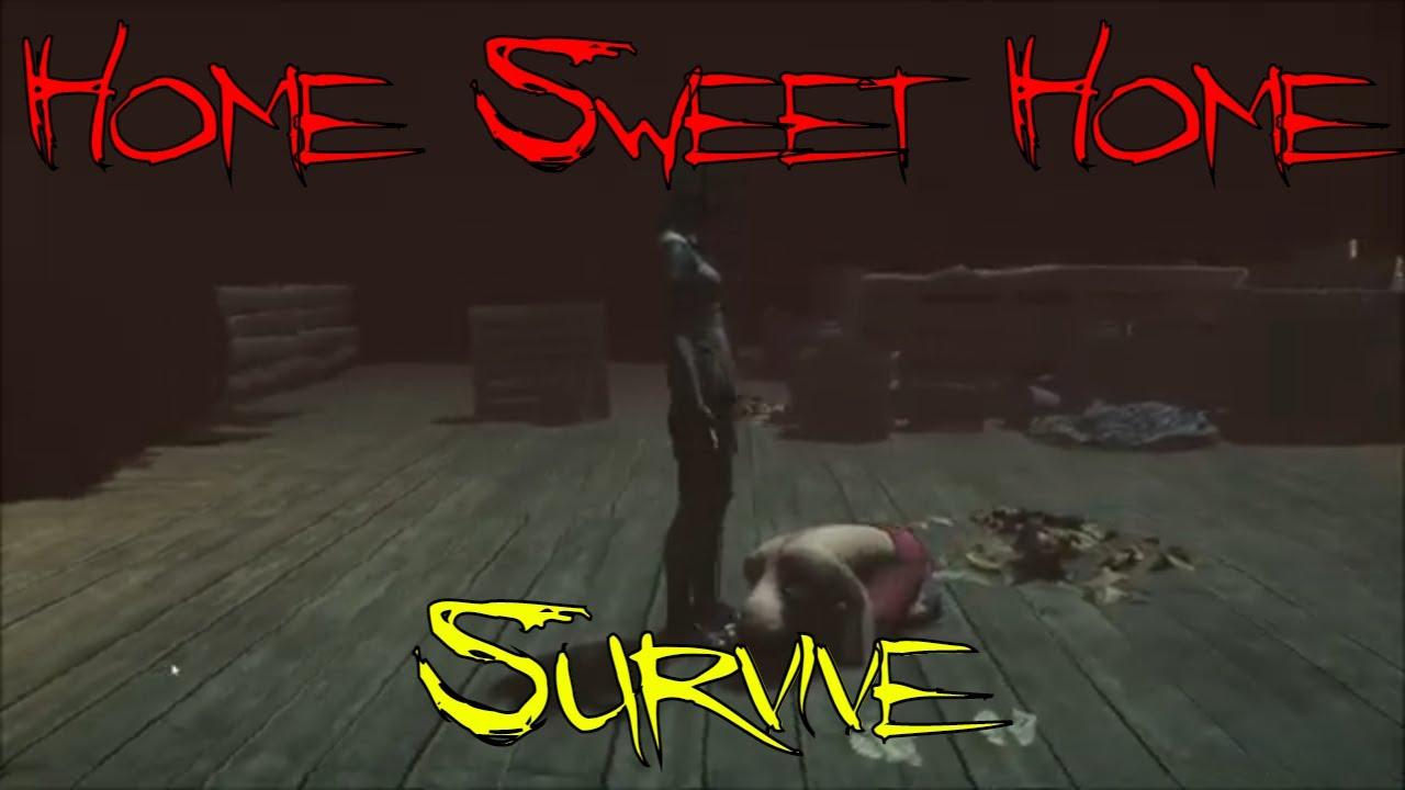 HSH Survive: Überleben im Multiplayer Home Sweet Home Survive Gameplay
