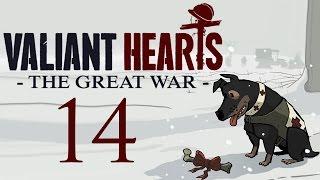 Valiant Hearts: The Great War - Прохождение игры на русском [#14] Дуомон