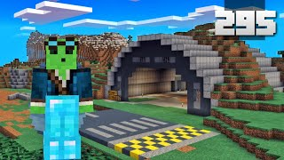 Let's Play Minecraft - Ep.295 : Military Base Project!