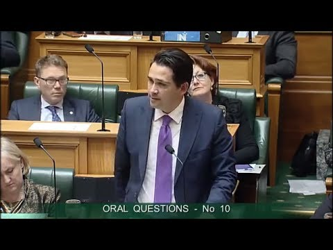 Question 10 - Julie Anne Genter to the Minister of Transport