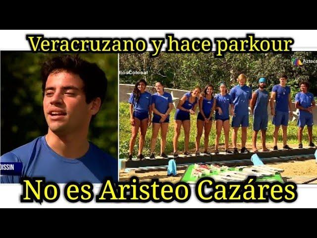 Kenneth parkour y Gimnasta Nuevo Contendiente en Exatlón México segunda Temporada