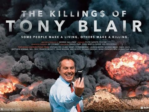 THE KILLING$ OF TONY BLAIR - PANEL DISCUSSION