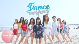 KPOP IN PUBLIC TWICE DANCE THE NIGHT AWAY DANCE COVER in PUBLIC INDONESIA