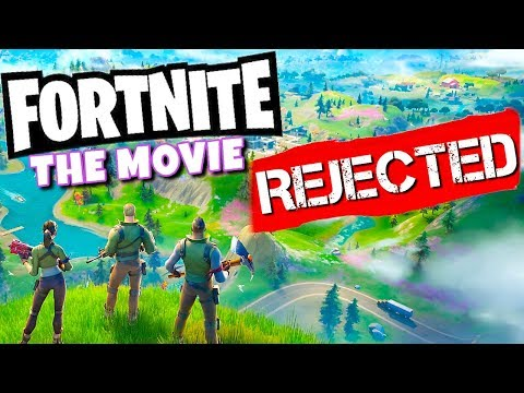 Sony Just REJECTED a Fortnite Movie , Here's Why!?