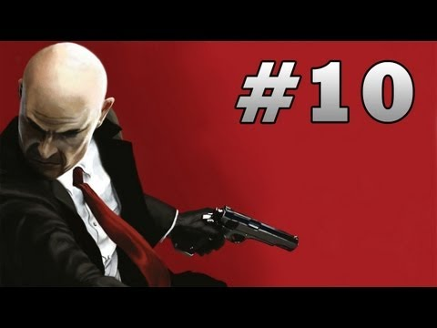 Hitman: Absolution - Mission 10 Dexter Industries - Silent W
