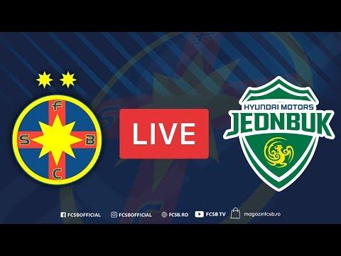 FCSB - FC JEONBUK HYUNDAI 3-1