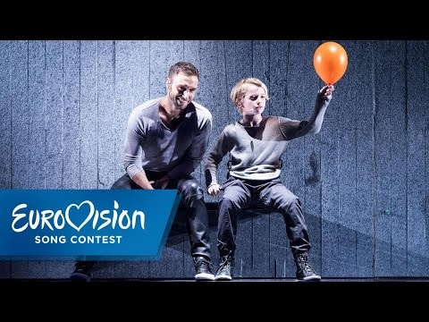 """Måns Zelmerlöw - """"Heroes"""" 