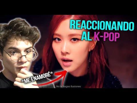 REACCIONANDO AL K-POP BTS EXO SUPER JUNIOR etc