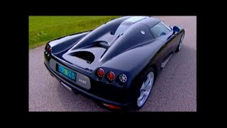 Koenigsegg CC8S 2003 Videos