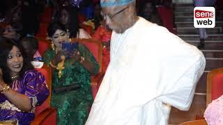 Hommage à Doudou Ndiaye Rose: Belle prestation de Aida Samb
