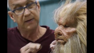 Update from Texas Haunters Convention: Wolfman by Matthew Mungle