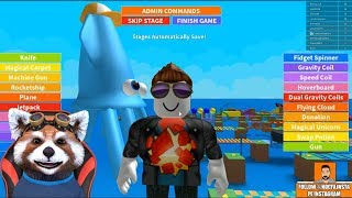 OBBY-OCTOPUS ATTACKING ME in ROBLOX