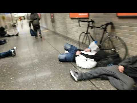 Bart Station Junkies taking over!