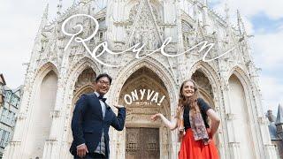 【ツアー告知】ONYVA! ROUEN ルーアン ジャンヌ・ダルク終焉の地 *5/22(土)18:00~生中継
