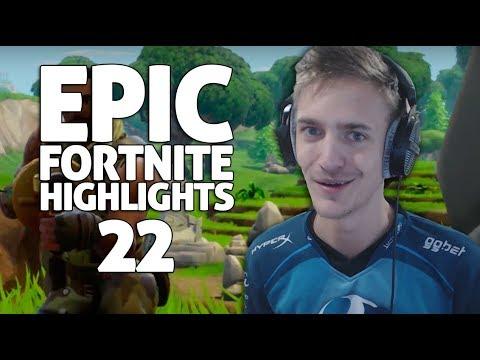 Ninja - Fortnite Battle Royale Highlights #22