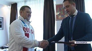 Спортсмен из Балахтинского района стал чемпионом мира по гиревому спорту (Новости 01.11.16)(, 2016-11-01T09:54:36.000Z)