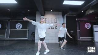 HELLO DANCE MIKE 编舞 One Thing