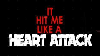[LYRIC VIDEO] ENRIQUE IGLESIAS- HEART ATTACK (HD)