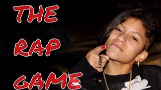 """BABY KAELY """"THE RAP GAME"""" 10YR OLD KID RAPPER"""