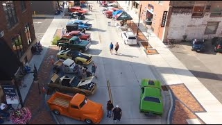 Eau Claire WI Car & Truck Show Graham Ave 2019 - West Hill Auto Rallies & DECI