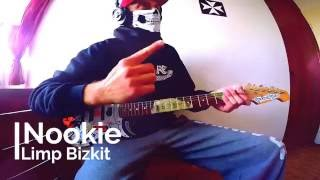 Limp Bizkit - Nookie (Guitar Cover) BLOCKED ON MOBILE BY YT