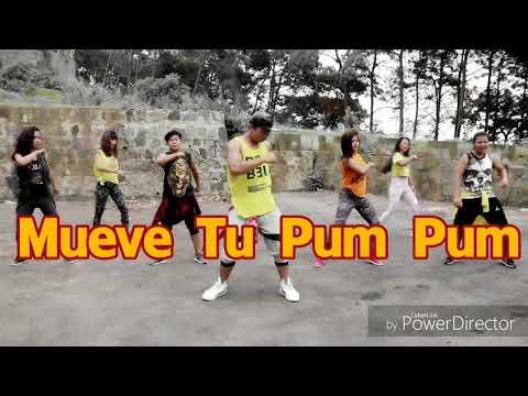 Mueve Tu Pum Pumpum/zumba With Luckylee /zin 76