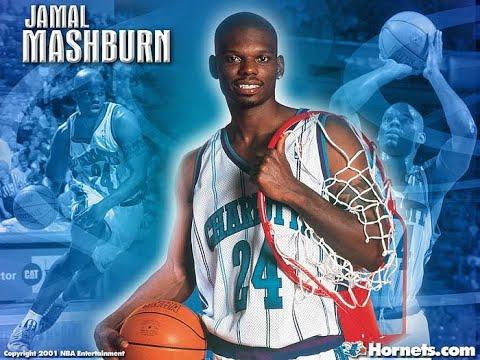 Jamal Mashburn-Hornets
