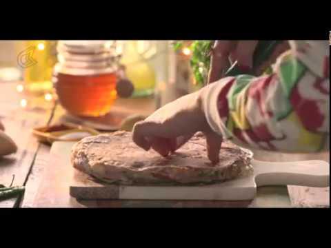 Bombay Chapati sandwich
