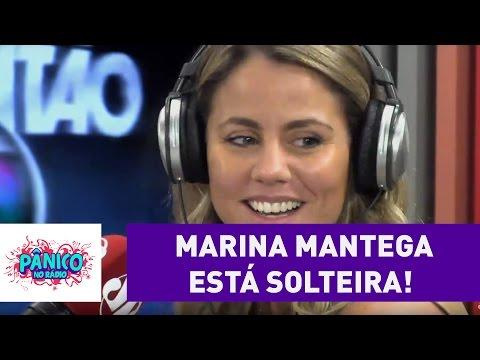 Emílio Surita revela: Marina Mantega está solteira! | Pânico