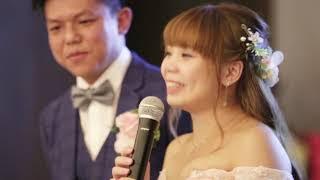Natalie & Kaho Pullman Arcadia Naithon Beach Phuket Wedding (PART 3)