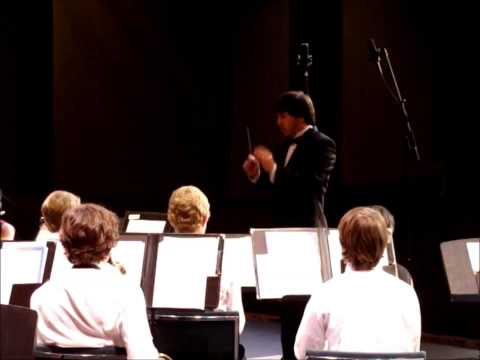2013 World Strides Heritage Festival-HHIHS Wind Ensemble-Conductor Camera