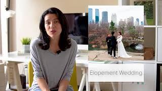 Como se casar no Central Park • Elopement Wedding em Nova York
