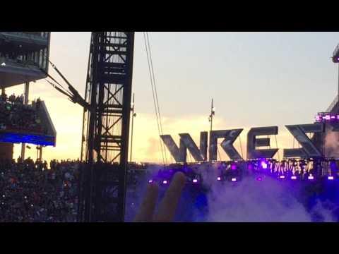 Undertaker's Entrance WM 31