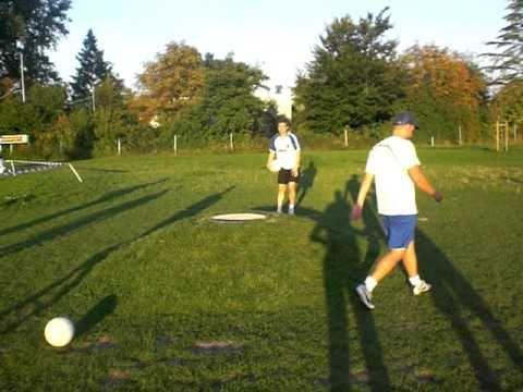 Fc Planlos 05 Fussballgolf Dirmstein Loch 17