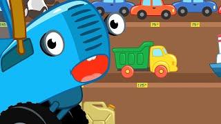 синий трактор - Развивающие песенки! - Большой сборник для детей