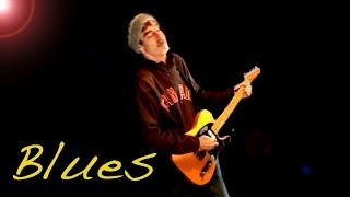 Blues Music - Instrumental Blues Guitar Chill-Out