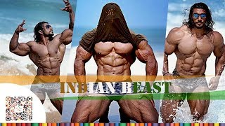 INDIAN BEAST SANGRAM CHOUGULE - Bodybuilding Motivation