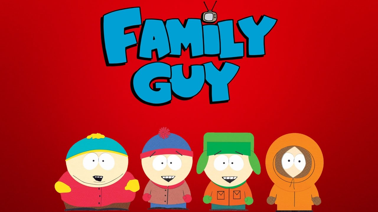 South Park Family Guy