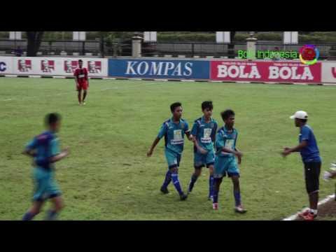 Highlight Liga KG Panasonic U-14 2016/2017 Pekan ke-10 Bagian ke-1