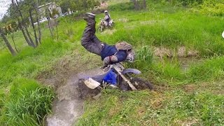 Enduro Fail Compilation Dirtbike Crash